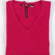 Hvor produceres kashmir-sweaters?